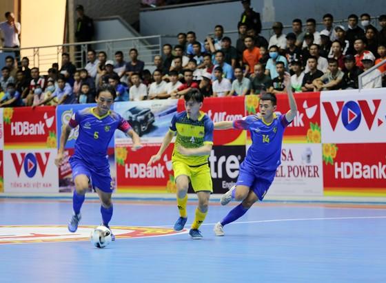Quảng Nam thắng đậm trận ra quân ở giải Futsal Cúp Quốc gia 2020 ảnh 1