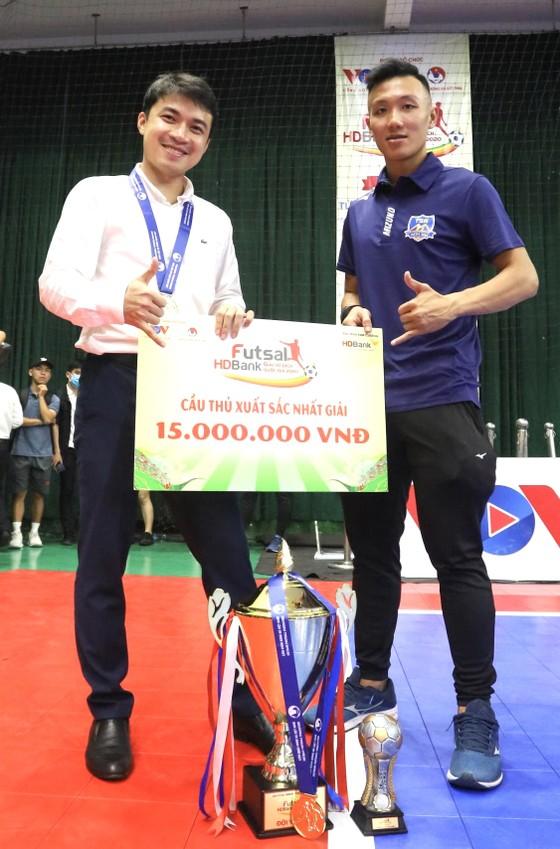 Cúp Futsal quốc gia 2020: Thái Sơn Nam quyết lấy lại những gì đã mất!  ảnh 1