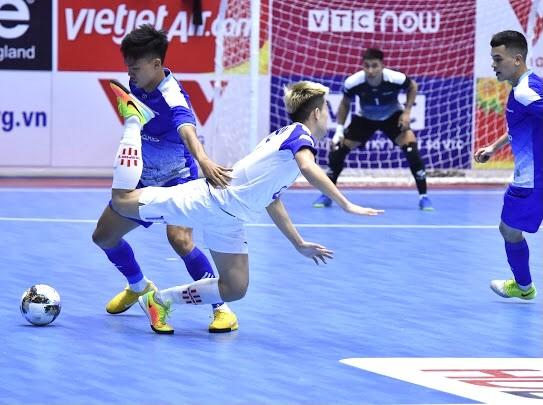 Thái Sơn Nam và Sahako vào Bán kết giải futsal Cúp Quốc gia 2020 ảnh 1
