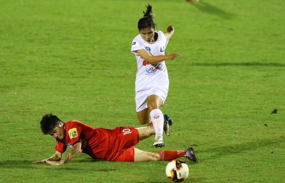 Giải bóng đá nữ VĐQG 2020: Hà Nội I tiếp tục tạo áp lực lên đội chủ nhà ảnh 1