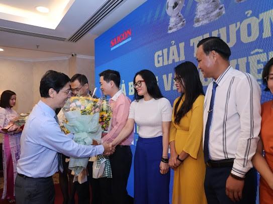 Giải thưởng Quả bóng Vàng là nguồn cảm hứng lớn cho sự phát triển của bóng đá Việt Nam  ảnh 1