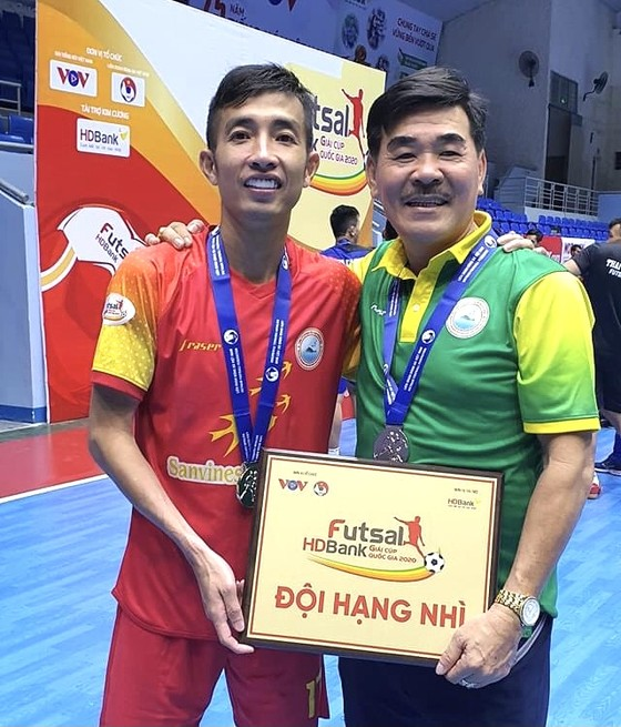 Đề cử Quả bóng Vàng Futsal Việt Nam 2020: Thái Sơn Nam tiếp tục lấn lướt  ảnh 3