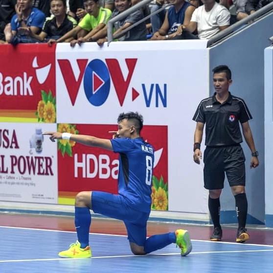 Đề cử Quả bóng Vàng Futsal Việt Nam 2020: Thái Sơn Nam tiếp tục lấn lướt  ảnh 2