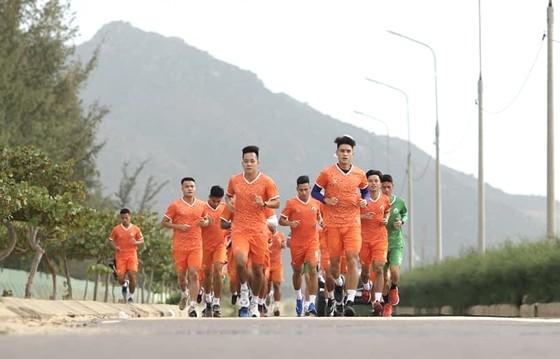 Bình Định FC tích cực chuẩn bị cho mùa bóng mới