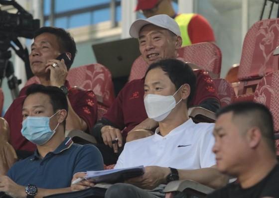 Học trò thầy Park hóa 'người hùng', U21 Nam Định thắng ngược Đồng Tháp ảnh 1
