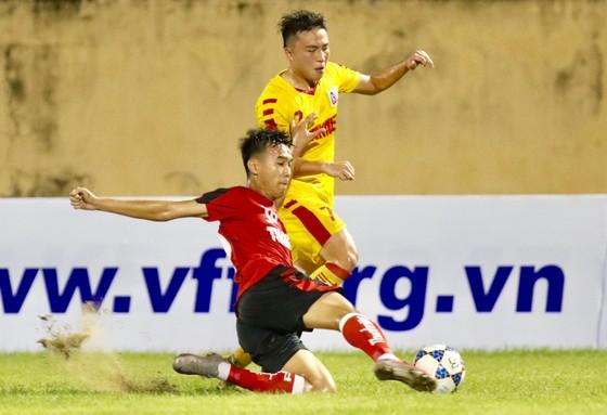 'Quang Hải 2.0' đưa Viettel vào bán kết Giải U21 Quốc gia 2020  ảnh 1