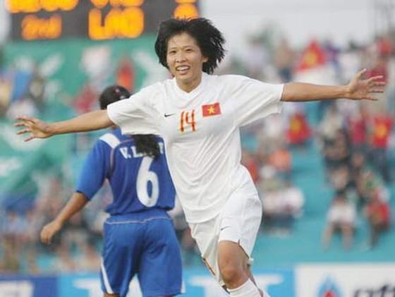 Kim Chi từng 4 lần đoạt danh hiệu Quả bóng vàng Việt Nam