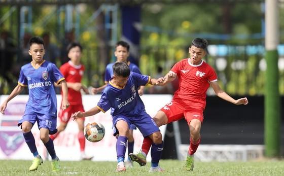 B.Bình Dương vô địch giải bóng đá quốc tế U13 Việt Nam – Nhật Bản ảnh 2