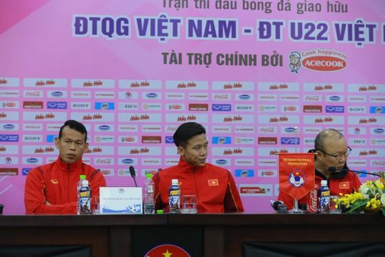HLV Park Hang-seo: Đội tuyển U22 có thể thắng đội tuyển Quốc gia ảnh 1