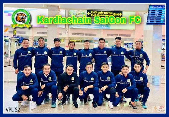 Kardiachain Sài Gòn đặt nhiều hy vọng tại giải lần này