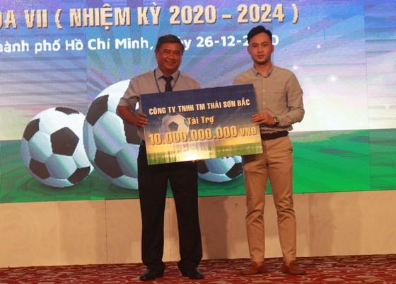 Đại hội LĐBĐ TPHCM, ông Trần Anh Tú tái đắc cử vị trí Chủ tịch  ảnh 2