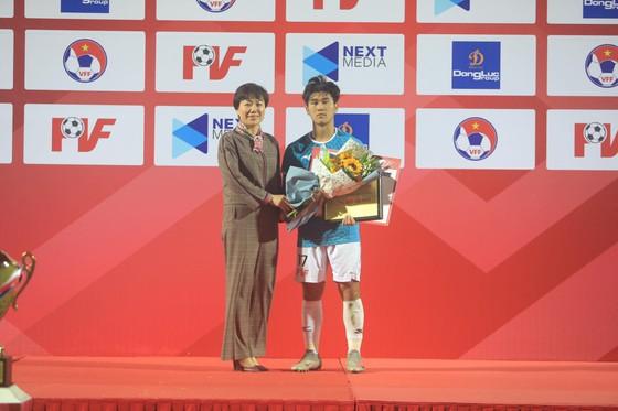 U15 PVF hoàn tất cú đúp vô địch trong năm 2020 ảnh 1