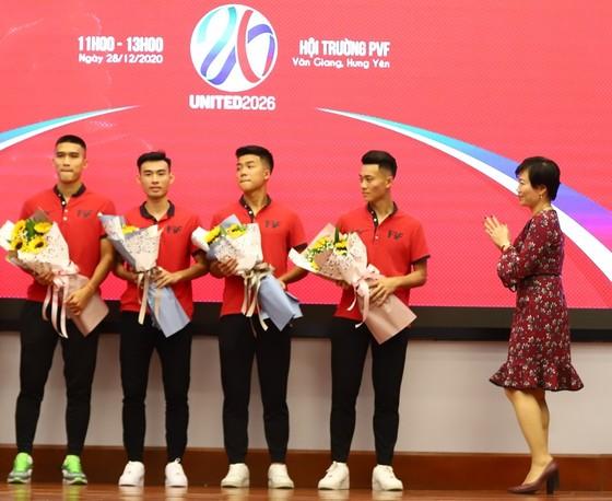 20 cầu thủ trẻ của PVF được chuyển nhượng đến các đội chuyên nghiệp ảnh 1