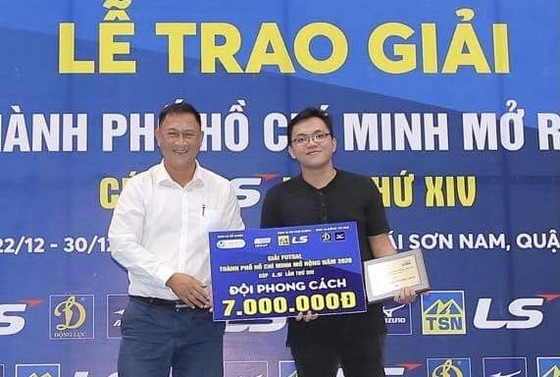 Vô địch LS Cup, Thái Sơn Nam hoàn tất cú ăn ba trong năm 2020 ảnh 1