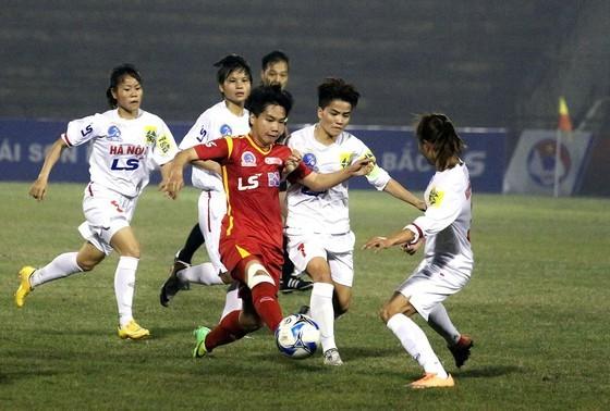 Hoài Lương đã thể hiện phong độ tốt tại giải VĐQG 2020