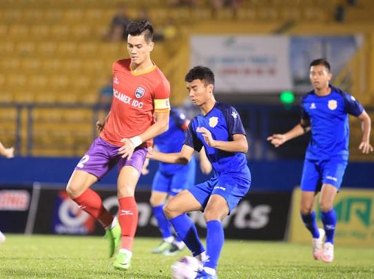 Đà Nẵng đến gần ngôi vô địch giải Tập huấn ảnh 1