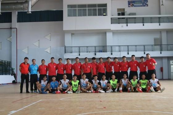 Bế giảng khoá học đào tạo HLV Futsal cấp 1 AFC 2020 ảnh 1