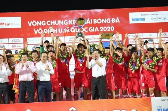 Vòng loại giải U19 quốc gia 2021: Bảng A 'chật chội' với nhiều đội mạnh ảnh 1