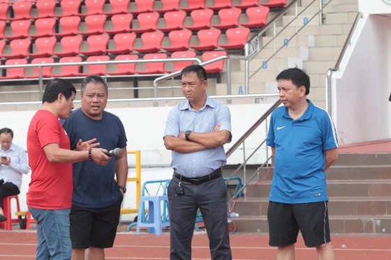 Vắng bóng ở V-League, lời cảnh tỉnh cho 'cái nôi' trọng tài TPHCM ảnh 3