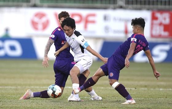HA.GL vắng thủ lĩnh Tuấn Anh trong cuộc so tài cùng Sài Gòn FC