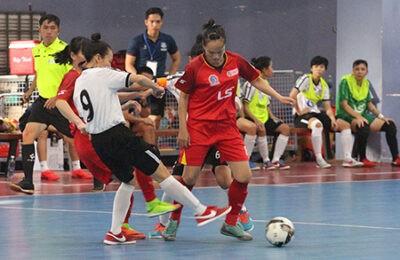 Nữ Hà Nội giành chiến thắng cách biệt ở trận ra quân