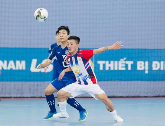 Zetbit Sài Gòn FC đặt tham vọng ở giải VĐQG 2021 ảnh 1