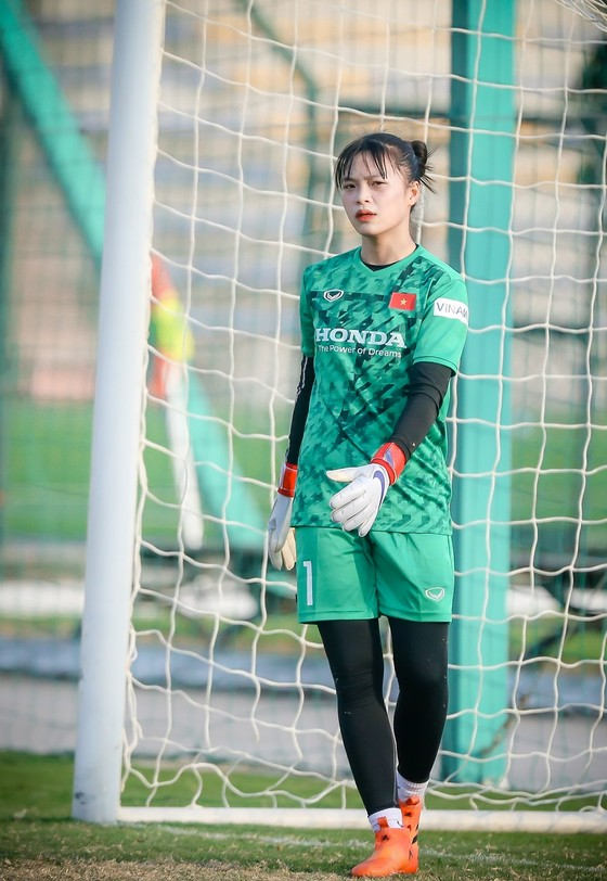 Đội tuyển nữ Việt Nam đấu tập 3 trận trước khi tạm nghỉ ảnh 1