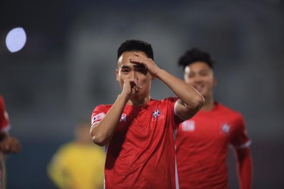 LS V-League 2021: Hải Phòng thắng trận thứ hai liên tiếp  ảnh 1