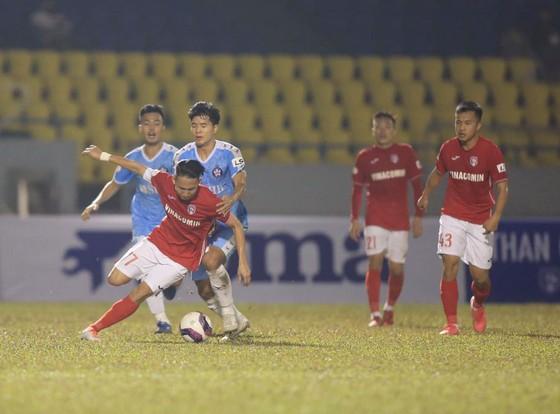 Đà Nẵng thắng trận thứ 2 tại LS V-League 2021    ảnh 1
