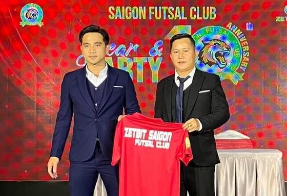 Zebit Sài Gòn FC đặt nhiều tham vọng ở mùa bóng 2021