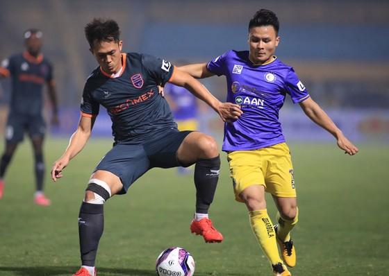 Hà Nội chưa có điểm nào sau 2 vòng đấu