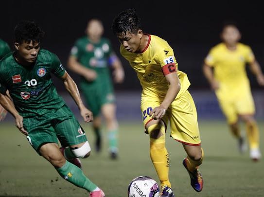 Sài Gòn lại thắng 1-0 tại LS V-League 2021   ảnh 1