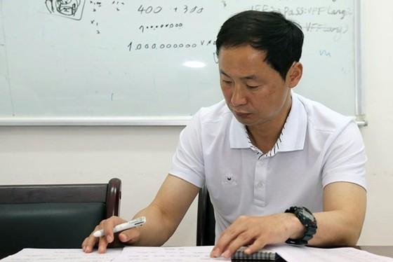 Trợ lý Kim Han-yon