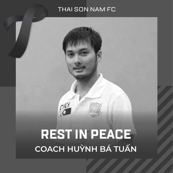 HLV Huỳnh Bá Tuấn qua đời ở tuổi 39 ảnh 1
