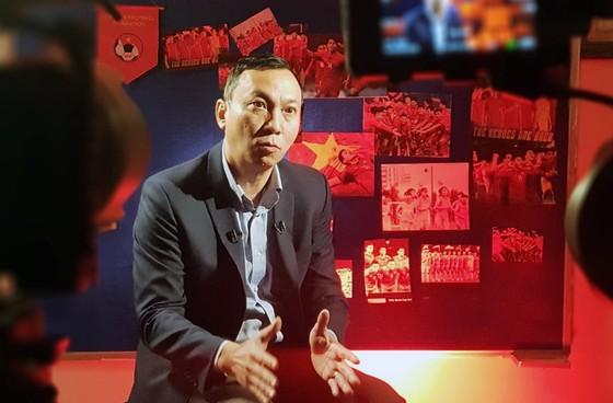 Phó chủ tịch thường trực VFF Trần Quốc Tuấn