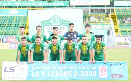 Đội hình chính của Cần Thơ ở mùa bóng 2020