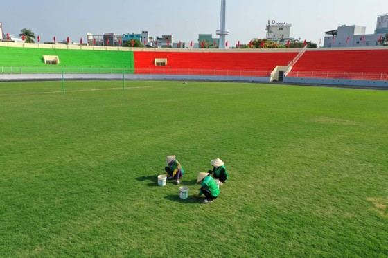 Sân Quy Nhơn sẵn sàng để tổ chức trận 'derby miền Trung' ở vòng 4 ảnh 4