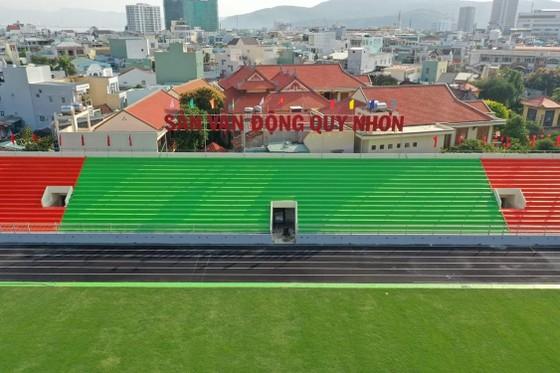 Sân Quy Nhơn sẵn sàng để tổ chức trận 'derby miền Trung' ở vòng 4 ảnh 3
