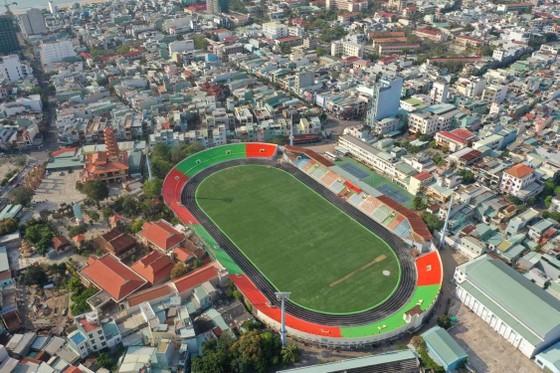 Sân Quy Nhơn sẵn sàng để tổ chức trận 'derby miền Trung' ở vòng 4 ảnh 5