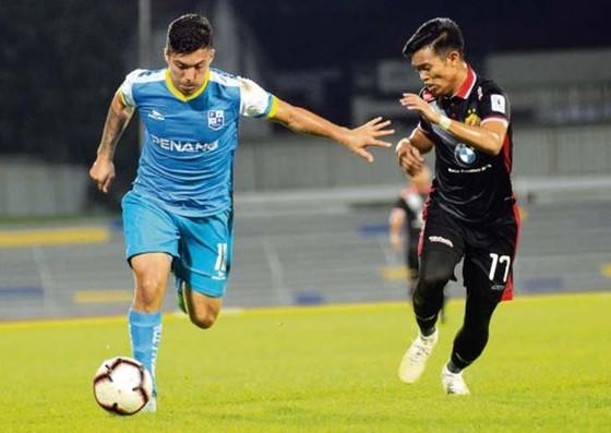 Aguero đến gần với ĐT Malaysia