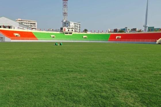 Sân Quy Nhơn sẵn sàng để tổ chức trận 'derby miền Trung' ở vòng 4 ảnh 1