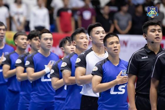 Thái Sơn Nam với cú ăn 3 ở mùa giải 2020