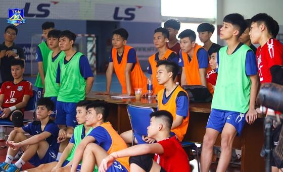 CLB Thái Sơn Nam tuyển sinh năng khiếu futsal 2021 ảnh 1