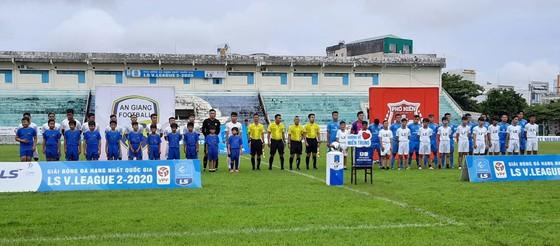 An Giang chọn sân Kiên Giang làm sân nhà mùa bóng 2021 ảnh 1
