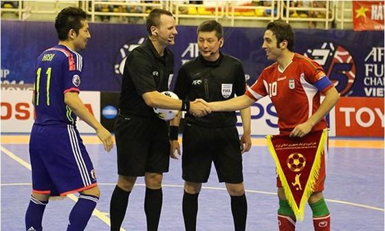 Kiểm tra trọng tài trực tuyến để tuyển chọn làm nhiệm vụ tại VCK futsal World Cup 2021 ảnh 1