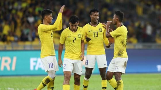 ĐT Malaysia đang đứng nhì bảng G vòng loại World Cup 2022 khu vực châu Á. Ảnh: AFC