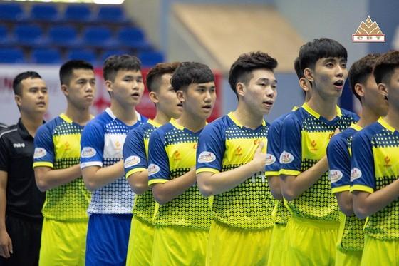 Các đội 'hâm nóng' cho Giải futsal VĐQG 2021   ảnh 1