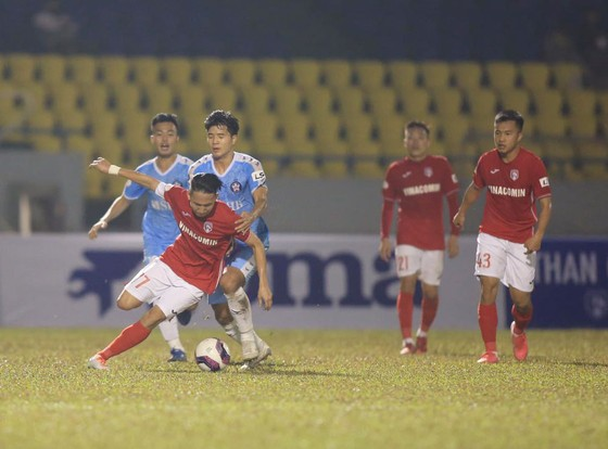 Sân Cẩm Phả không đón khán giả ở vòng 3 LS V-League 2021 ảnh 1