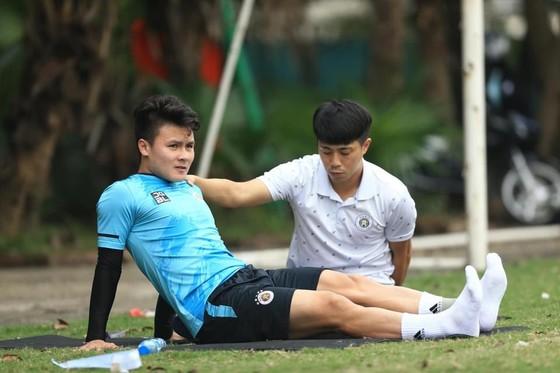 HLV Park kiểm tra 'chân cẳng' các tuyển thủ Quốc gia ảnh 1