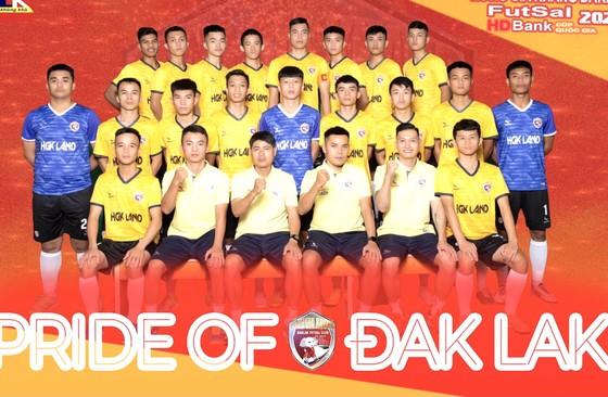 Futsal HGK.Đắk Lắk: quyết tạo kỳ tích bằng... cây nhà lá vườn ảnh 1